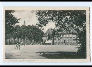 U7559/ Rendsburg Paradeplatz AK ca.1940