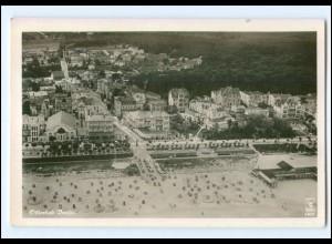 Y13128/ Ostseebad Bansin Foto AK ca.1935
