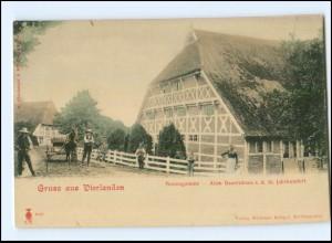 XX005384/ Hamburg Vierlanden Neuengamme AK ca.1900