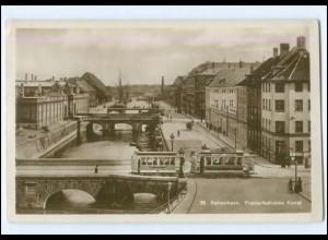 XX005773/ Kobenhavn Kopenhagen Straßenbahn Foto AK 1928