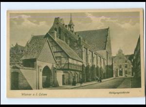 U7777-239/ Wismar Heiligengeistkirche AK ca.1912