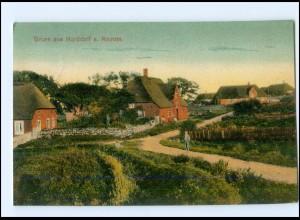 U7786/ Norddorf auf Amrum AK 1913