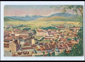 U7788/ Ljubljana Laibach Slowenien AK 1917