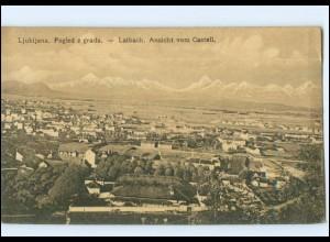 U7789/ Ljubljana Laibach Slowenien AK ca.1915
