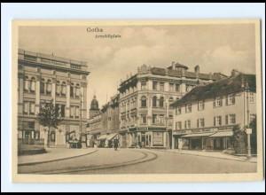 U7795-998/ Gotha Arnoldiplatz AK ca.1912