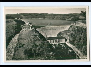 Y13256/ Saaletalsperre Bleiloch Foto AK 1936