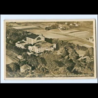 Y13253/ Bayreuth Richard Wagner Festspielhaus Foto AK 1942