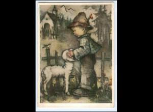 Y13237/ Hummel AK Verlag: Josef Müller ca. 1940