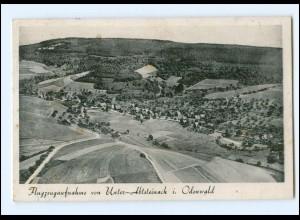 U7910-6941/ Unter-Abtsteinach im Odenwald AK 1943