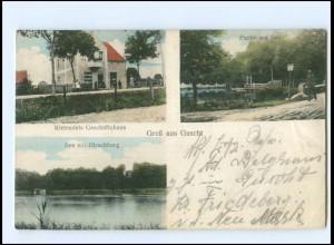 U7979/ Guscht Goszczanowo Neumark 1916 AK