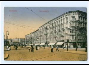 U7959/ Berlin Neukölln Herrmannplatz AK 1915