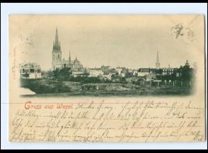 U7967/ Gruß aus Wesel AK 1898