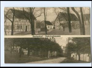 U7972-5632/ Dortenhof - Dabringhausen bei Wermelskirchen AK ca.1920