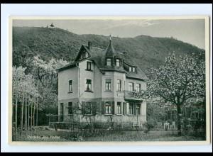 U7996-5401/ Brodenbach a.d. Mosel Pension Halfen AK 1940