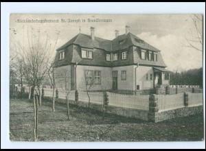 U8018-8740/ Brendlorenzen b. Bad Neustadt Kleinkinderbewahrungsanstalt AK 1919