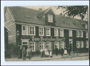U8027-5630/ Lennep Gasthof Zum Deutsche Haus AK 1914