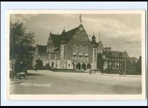 U8029/ Posen Universität Foto AK 1940