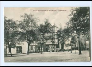U8082-3578/ Ziegenhain Bez. Kassel bei Schwalmstadt Kl. Paradeplatz AK ca.1910
