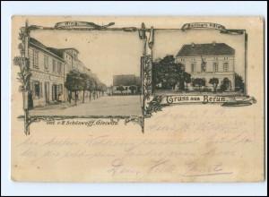 U8128/ Gruß aus Berun Bierun Schlesien Polen AK ca.1905