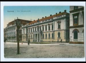 U8055/ Szolnok Kir. törvenyszek Ungarn 1916 AK