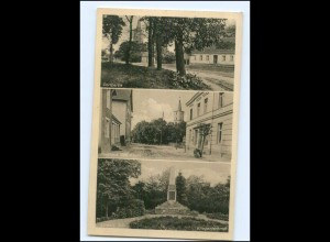U8129/ Altreetz Neumark Kaufhaus Klemer, Dorfpartei AK 1942