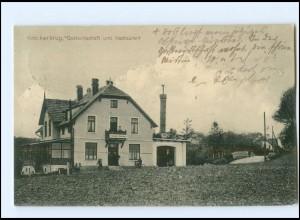 XX005489/ Knickerkrug bei Gleschendorf AK 1915