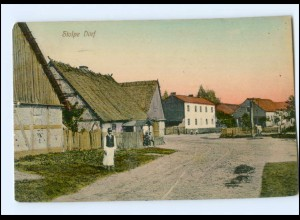 XX005529-165/ Stolpe Dorf bei Hohen Neuendorf AK 1912