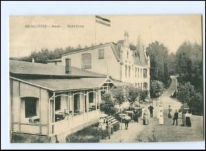 XX005584-239/ Neukloster Meckl. Wald-Hotel AK 1915