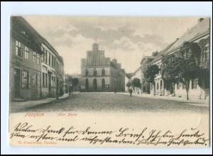 XX005587-193/ Parchim Alter Markt AK 1903