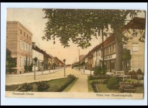 XX005692-168/ Neustadt Dosse Prinz von Homburgstraße AK ca.1920