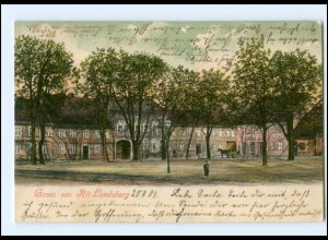 XX005695-153/ Altlandsberg Marktplatz AK 1903