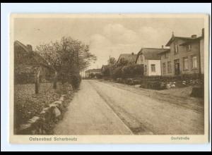 XX005744/ Scharbeutz Dorfstraße AK 1928