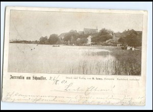 XX005631-192/ Zarrentin am Schaalsee Ak 1901