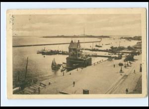U8270-184/ Stralsund Hafen AK 1912