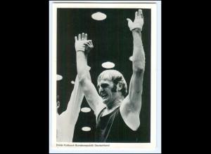 U8286/ Olympiade München 1972 Boxen Boxer Dieter Kottysch AK