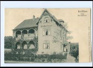 XX006039-3064/ Bad Eilsen Villa Barkhausen 1907 AK