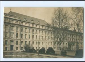 XX006077/ Berlin Darmstaedter Bank 1911 Foto AK