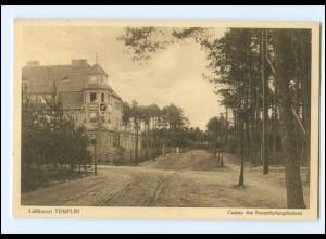 XX006002-172./ Templin Casino des Posterholungsheimes 1927 AK