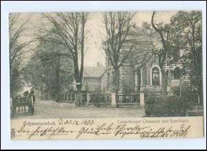 XX005957-2053/ Schwarzenbek Lauenburger Ch. Sparkasse 1903 AK