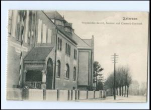 XX005961/ Uetersen Präparanden-Anstalt Seminar Chemnitz-Denkmal 1909 AK