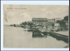 XX006089/ Ostpreußen Eylau Partie am Geserichsee 1910 AK