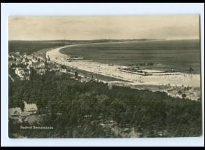 Y13881/ Pommern Swinemünde 1931 Foto AK