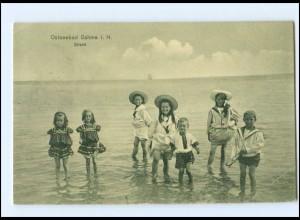 Y13751/ Dahme Strand 1908 AK