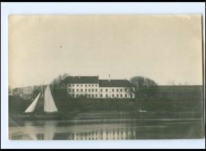 Y13620/ Augustenburg Nordschleswig Foto AK 1918