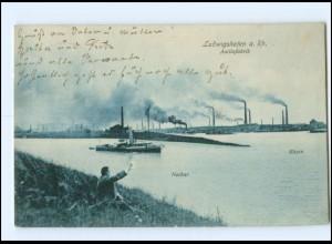 Y13778/ Ludwigshafen Anilinfabrik 1911 AK