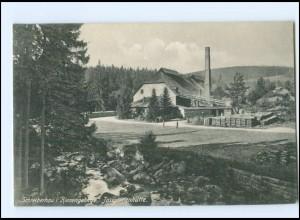 Y13635/ Schreiberhaus Josephienenhütte Riesengebirge AK 1912