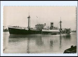 Y13669/ Handelsschiff Cabinda Ak ca.1955-60 Frankreich