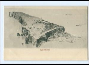 Y13773/ Helgoland 1906 AK