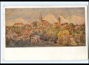 Y13522/ Kranj Slowenien AK 1925
