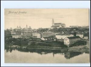 Y13520/ Grodno Weißrussland AK AK ca.1914